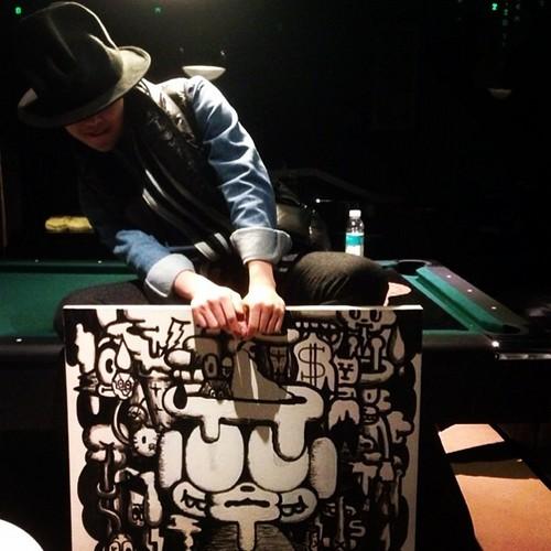 G-Dragon wallpaper titled G-Dragon Instagram