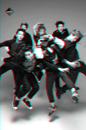 GOT7 3D High Cut