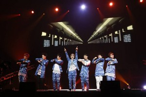 GOT7 debut showcase in Giappone