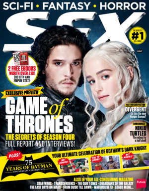 Game of Thrones - SFX June 2014