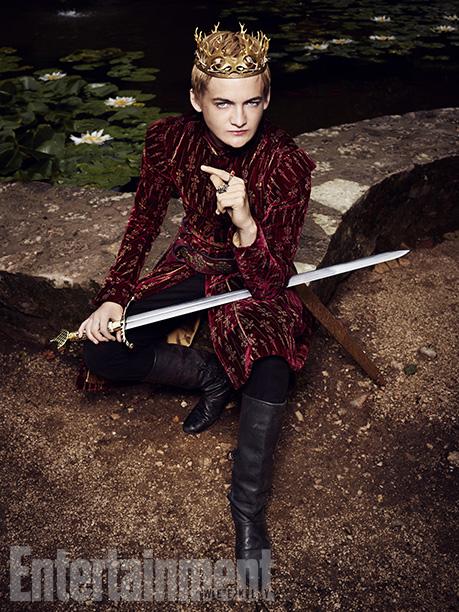 Joffrey Baratheon - Game of Thrones Photo (36817795) - Fanpop