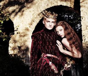 Joffrey Baratheon & Margaery Tyrell