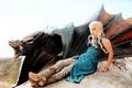Daenerys Targaryen & Drogon