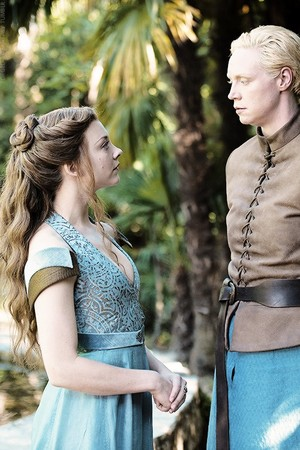 Brienne of Tarth & Margaery Tyrell
