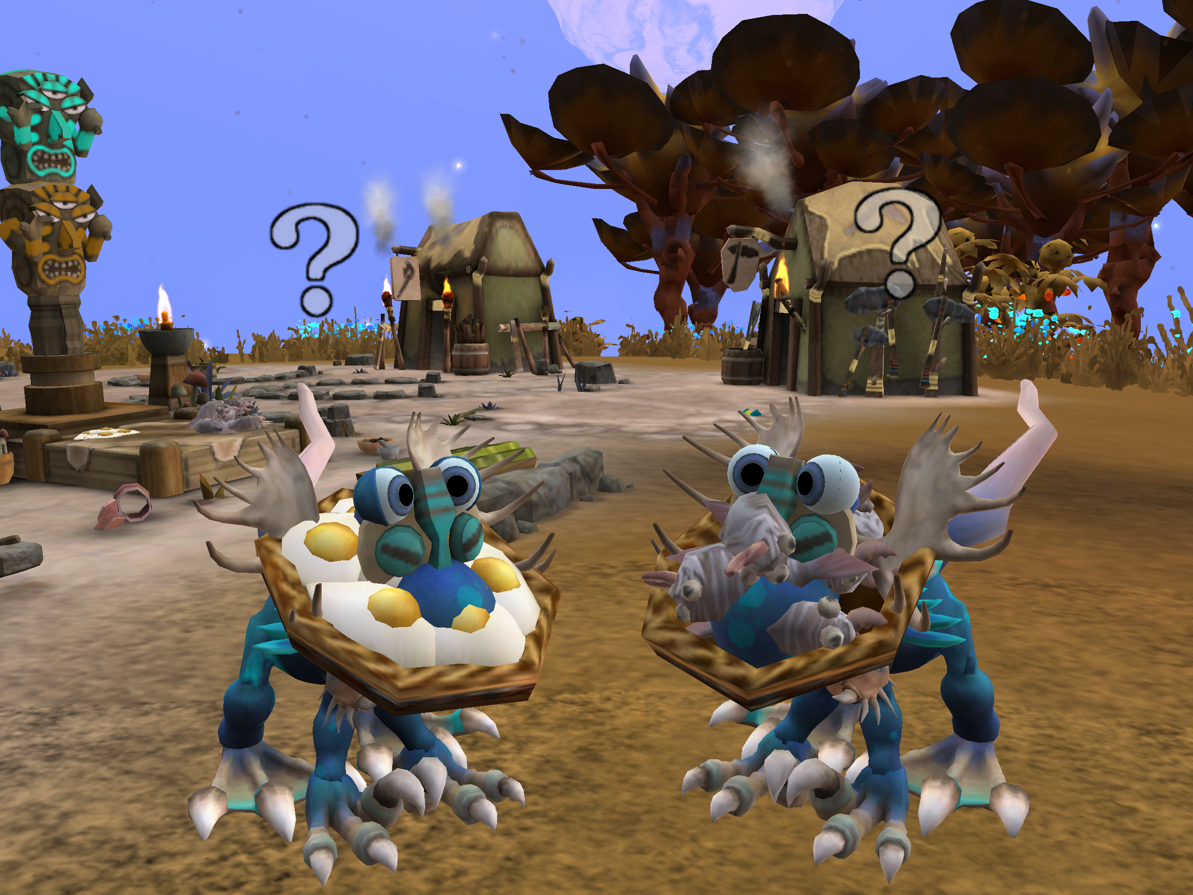how to become an omnivore in spore