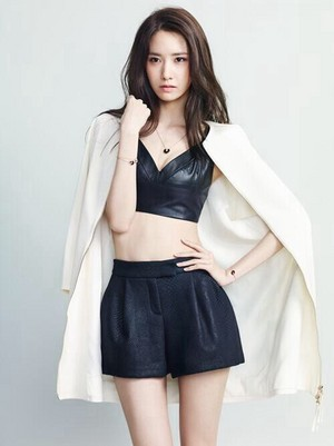 Yoona - Marie Claire ; April Issue