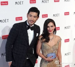 Godfrey Gao (FilmAid Event - 03.22.14)