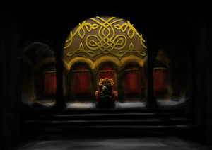 Golden Hall bởi Jamie Sims