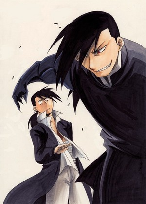 Greed/Ling and Ling Yao