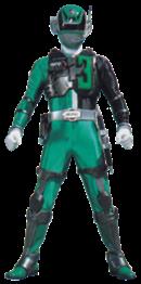 Green SWAT Mode