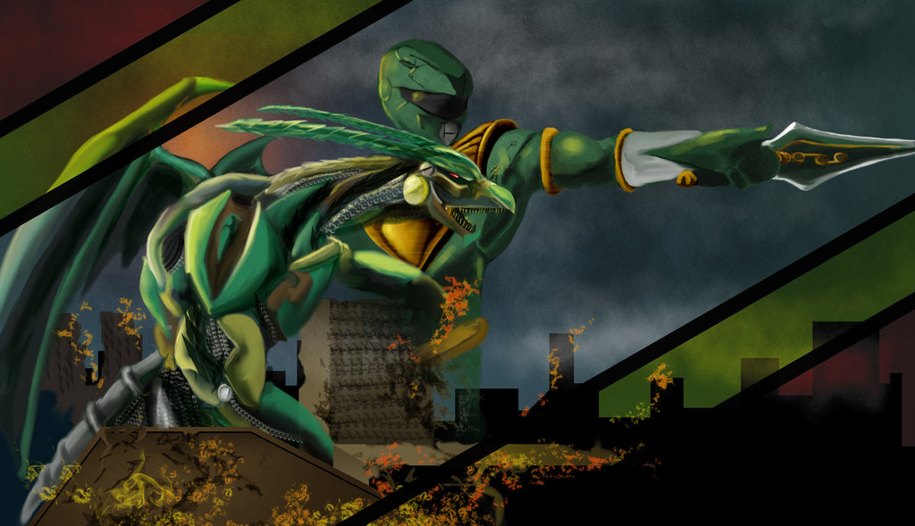 The Power Ranger Images Green Ranger Wallpaper Photos
