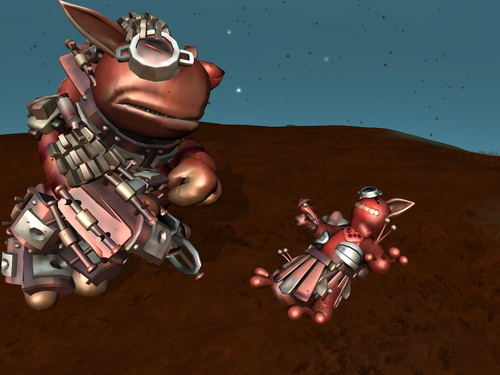 Spore images grox and voodoo grox hd wallpaper and - Spore galactic adventures wallpaper ...