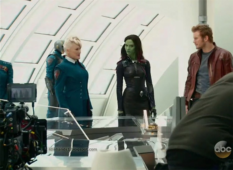 Guardians of the Galaxy New Pics