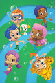 Guppies - bubble-guppies fan art