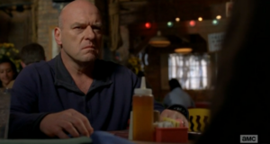 Hank Schrader - Breaking Bad