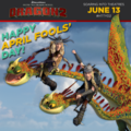 Happy April Fools' Day from Dragons 2 - how-to-train-your-dragon photo