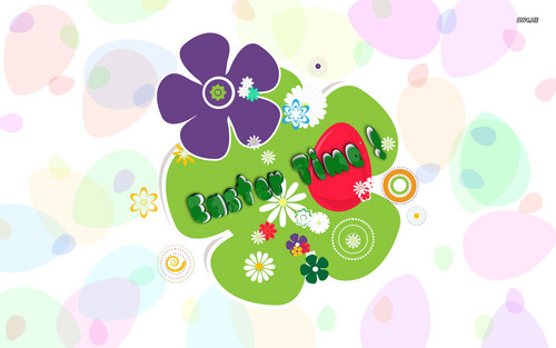 Happy Easter All My fan wallpaper titled Happy Easter