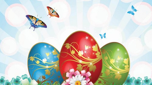 Happy Easter All My fan wallpaper entitled Happy Easter