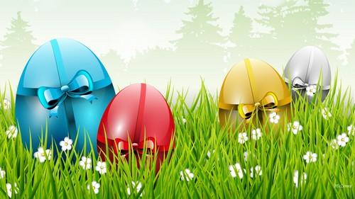Happy Easter All My অনুরাগী দেওয়ালপত্র called Happy Easter