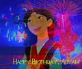 Happy birthday, shanyuisboss! - disney-princess photo