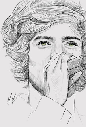 Harry Drawing :0