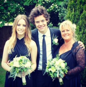 Harry Styles Best Man