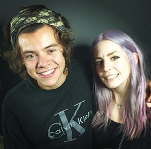 Harry and Gemma