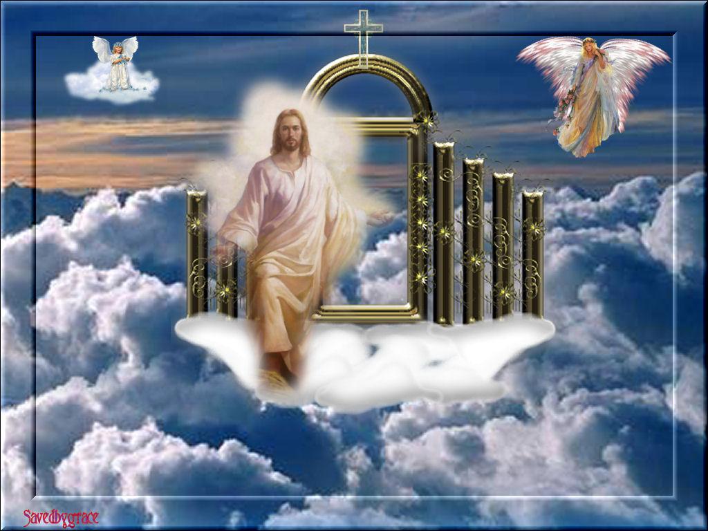 Angels Images Heavens Door Hd Wallpaper And Background