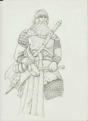 Helm Hammerhand by Ori-Clayfoot