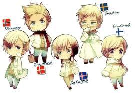 The Nordics<3