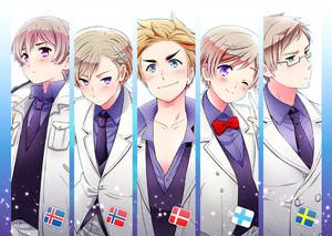The Nordics<3 <3