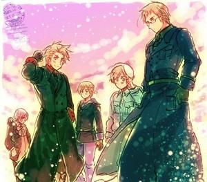 The Nordics!!