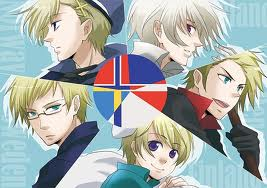 The Nordic 5 :)