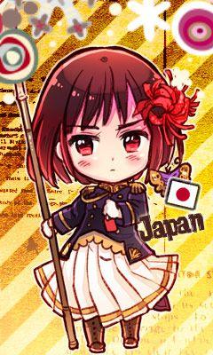 Nyotalia Japão