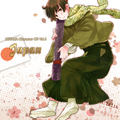 Japan character's CD cover - hetalia photo