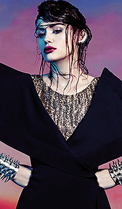 Holland Roden for Line Magazine
