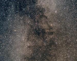 Homer Simpson Nebula