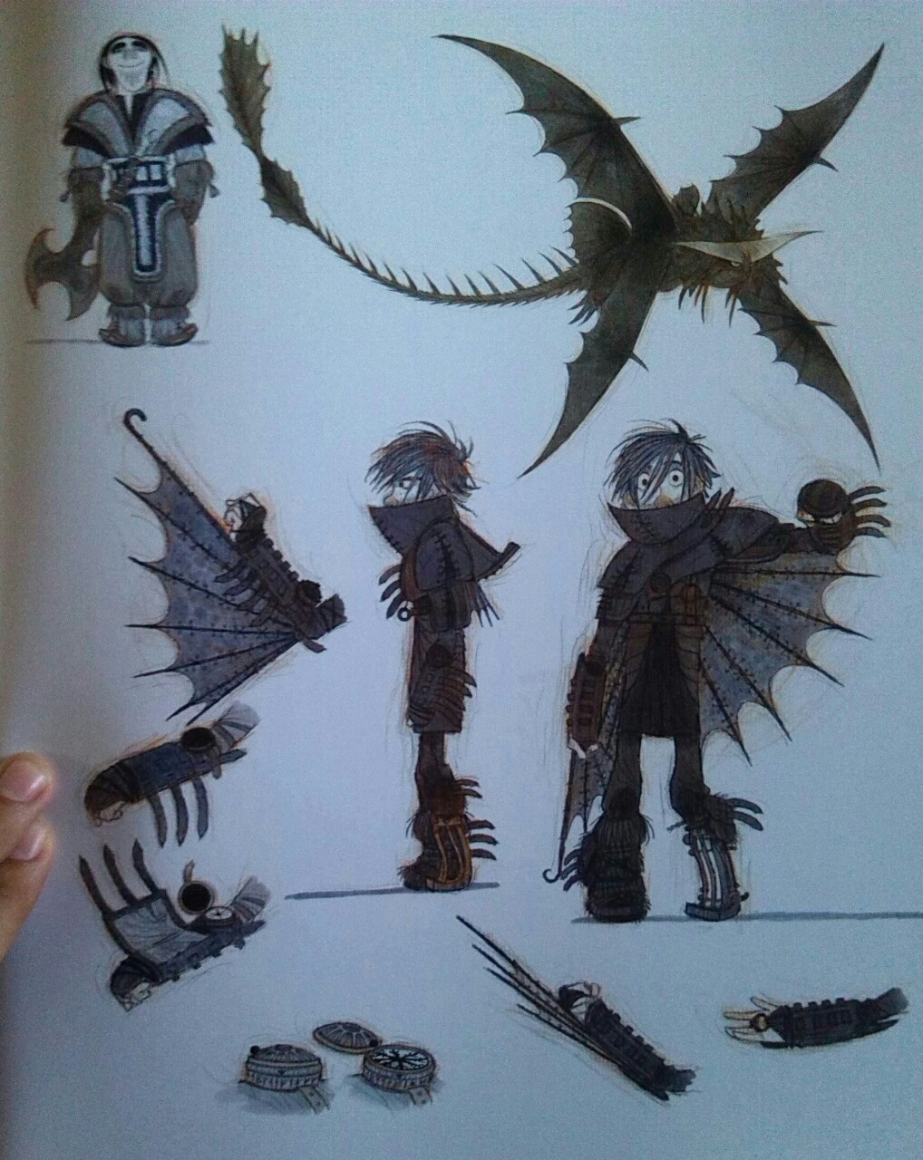 How To Train Your Dragon 2 Concept Art - How to Train Your ...