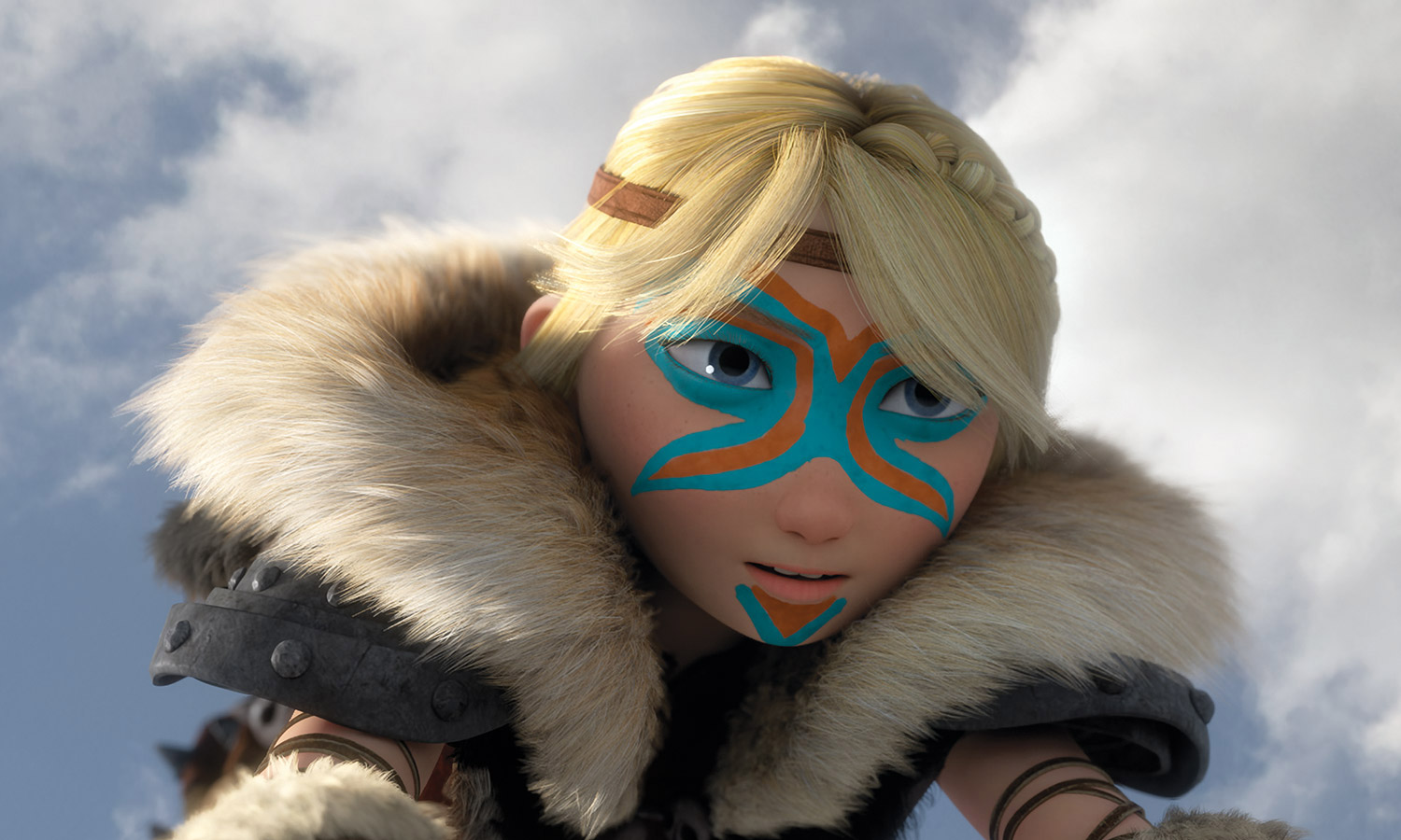 How to train your dragon astrid and  nude movie