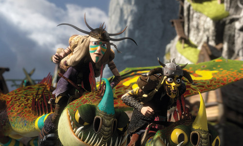 How to train your dragon images ruffnut and tuffnut thorston hd how to train your dragon wallpaper called ruffnut and tuffnut thorston ccuart Images