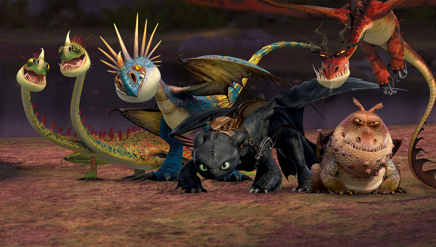 how to you train your dragon
