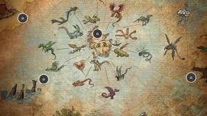Dragon Berk Map