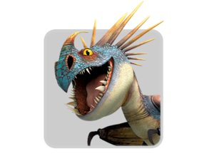 Stormfly (Astrid's dragon)
