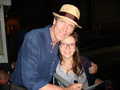 Hugh and I @ São Paulo, Brazil. March 29, 2014 - hugh-laurie photo