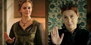 Meryem vs Vahide~HURREM!!!