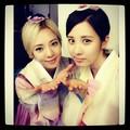 Hyoyeon and Seohyun