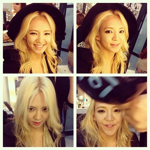 Hyoyeon the dancing Queen
