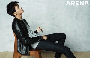 Hyungsik for 'Arena Homme Plus'