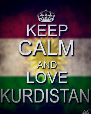 I l'amour KURDISTAN