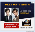 I just saw this add on the side of my screen a few minutes ago.  - doctor-who photo